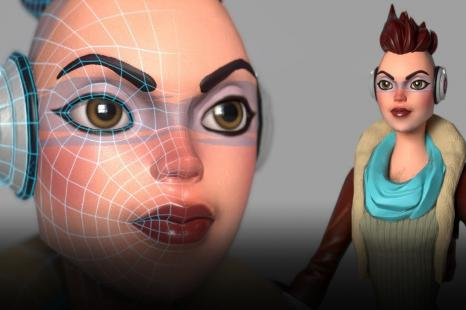 Character Modeling & Texturing For Game - Complete Pipeline