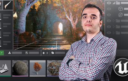 Introducción a Unreal Engine 4 para diseño de escenarios