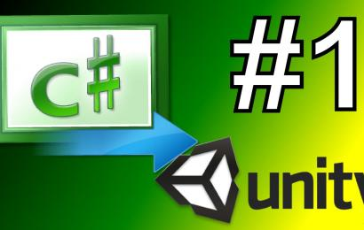 Unity C# Scripting : Complete C# For Unity Game Development
