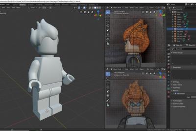 Blender 2.8 Creación de Personajes 3D para Videojuegos