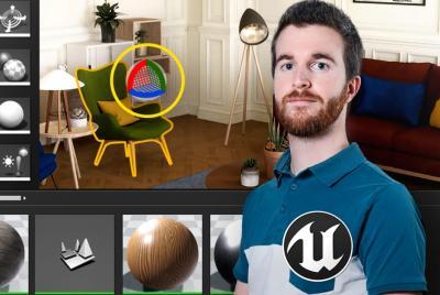 Introducción a Unreal Engine 4 para visualización arquitectónica