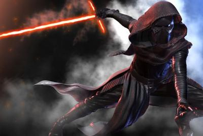 Kylo vs Rey in zbrush Vol. 1: Suite and Helmet