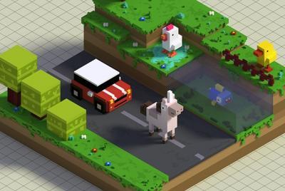 Modelado y Diseño de Assets 2D y 3D para Videojuegos con MagicaVoxel