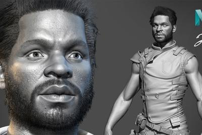 Realistic Character Modeling For Game In Maya and Zbrush