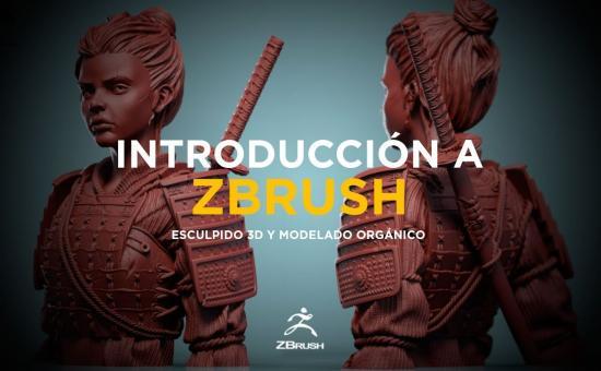 Zbrush Essentials. Introducción al Esculpido 3D y Modelado Orgánico