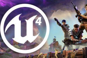 crear Videojuegos en Unreal Engine 4