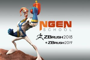 , Máster Profesional de Modelado y Escultura Digital en Zbrush, Factor3D, Factor3D