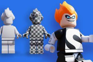 crear personajes con Blender