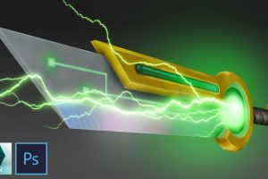 , Creación de Modelos 3D Pintados a Mano para Videojuegos, Factor3D, Factor3D