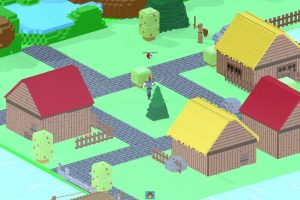 , 3D Voxel Art Building Environment Worlds with Unity 5, Factor3D