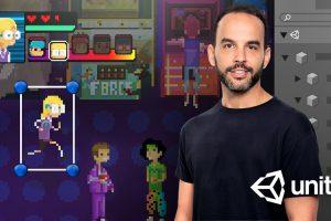 curso de videojuegos en unity
