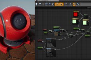 materiales en Unreal Engine