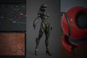 pack de cursos Substance Painter