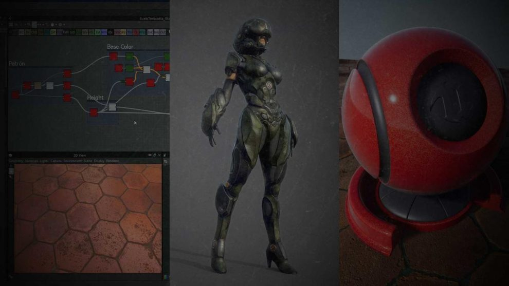 pack de cursos unreal engine