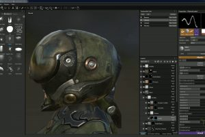 , Texturizado con Substance Painter, Factor3D