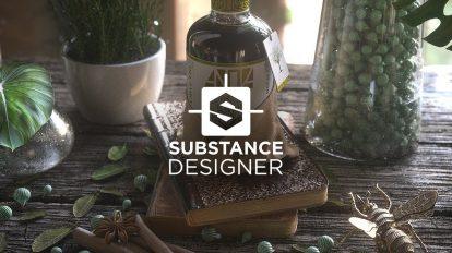 como usar substance designer