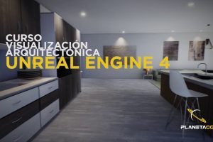 curso de archviz en Unreal Engine