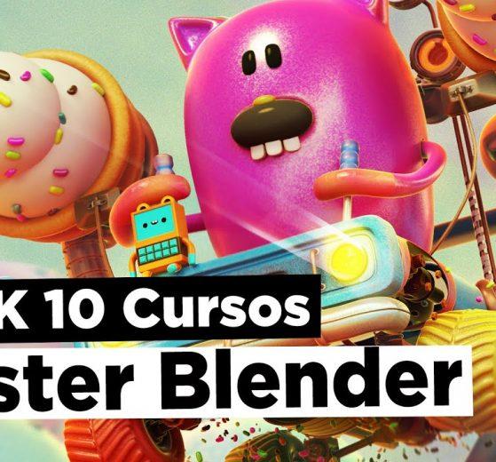 curso de blender