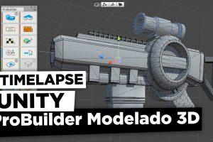 modelado 3d en probuilder