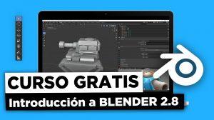 , Introducción a Blender 2.8, Factor3D, Factor3D