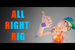 , Rigging A Character For 3D Animation In Unreal Engine 4, Factor3D, Factor3D