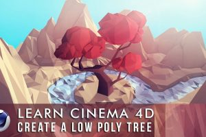 , Learn Cinema 4D: Low Poly Tree, Factor3D, Factor3D