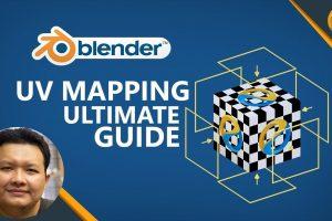uv mapping in blender