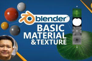 materials in blender