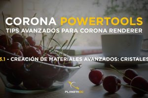 , Corona Powertools: Tips y técnicas avanzadas de Corona Renderer, Factor3D, Factor3D