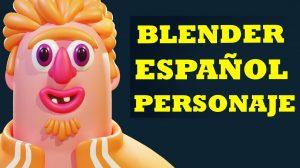 , GRATUITO | Modelado de Personaje en Blender 2.8 para principiantes, Factor3D