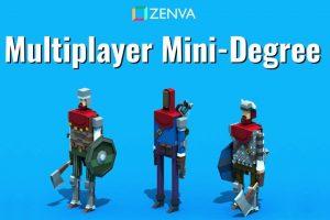 , Multiplayer Game Development Mini-Degree, Factor3D