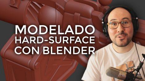 , Modelado Hard Surface con Blender, Factor3D, Factor3D