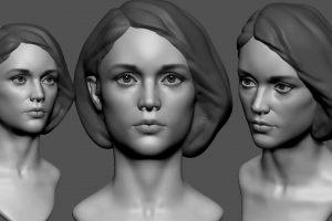 , Como hacer una cabeza en ZBrush | tutorial gratuíto de escultura digital, Factor3D
