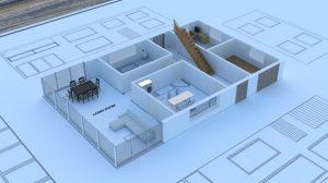 archviz in blender, Architectural Design & Animation in Blender 2.8x, Factor3D