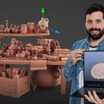 , DOMESTIKA ofrece lecciones en abierto de sus cursos de pago, Factor3D