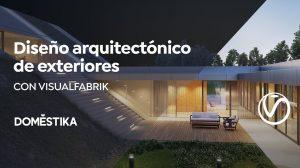 , Diseño arquitectónico de exteriores con V-Ray, Factor3D