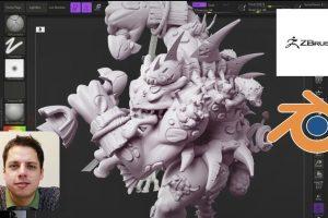 zbrush 3d print