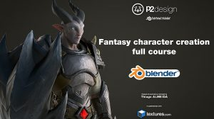 blender how to sculpt, How to sculpt in Blender | Creating Dragon Knight, Factor3D