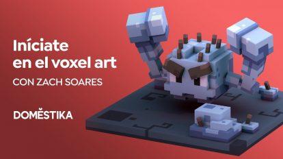 voxel art