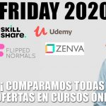black friday 2020 cursos online domestika udemy skillshare