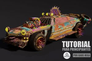 curso de substance painter