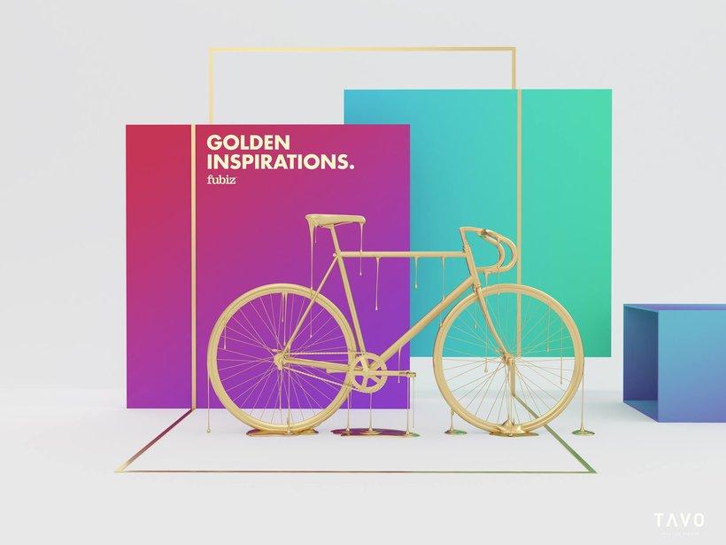 diseño 3d para publicidad