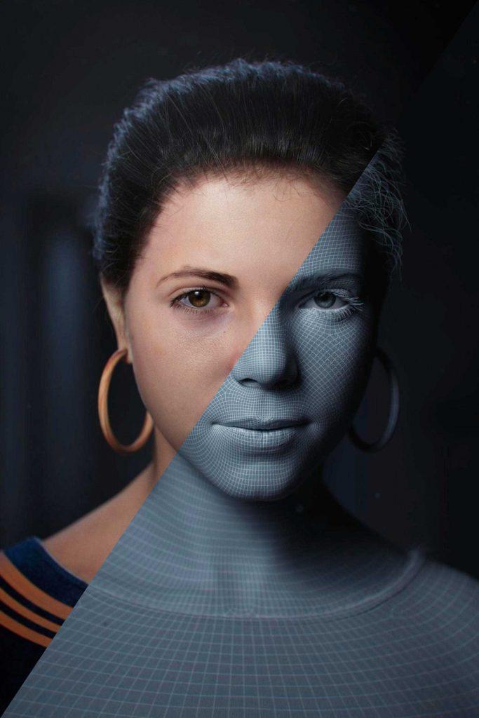 cgi humano digital factor3d